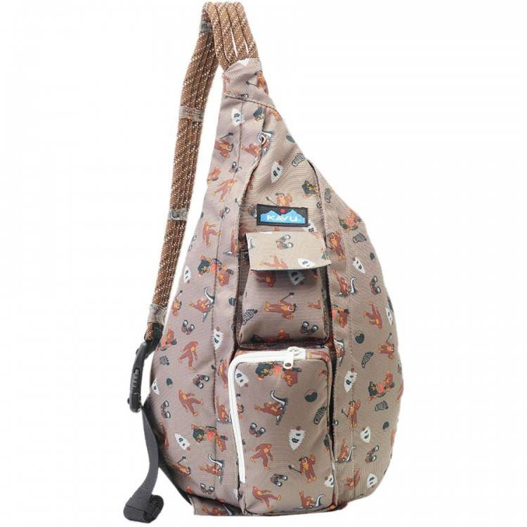 KAVU Women's Bucket Bag, Black,.