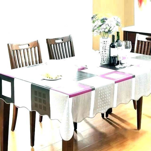 tablecloths for dining room