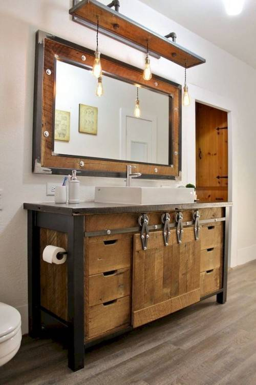 Get inspired with these gray bathroom decorating ideas