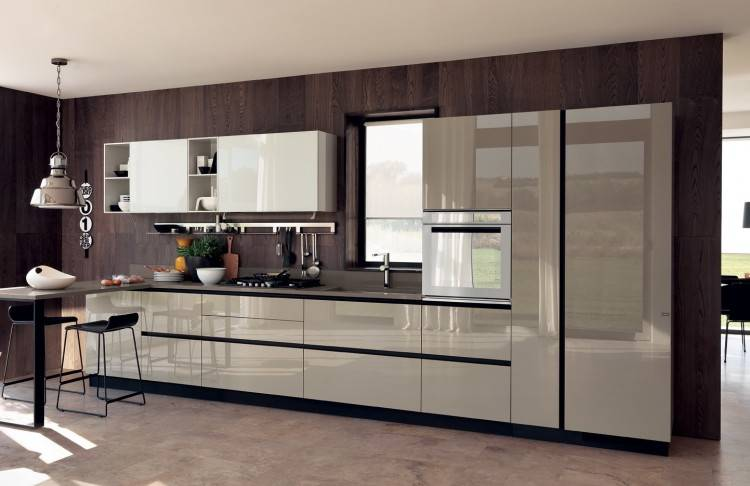 Of course, if you're not a fan of transparency in your decor, there are  other types of glass to choose from