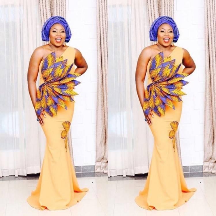 Nigerian Wedding Guest Inspiration Ene Abebe I