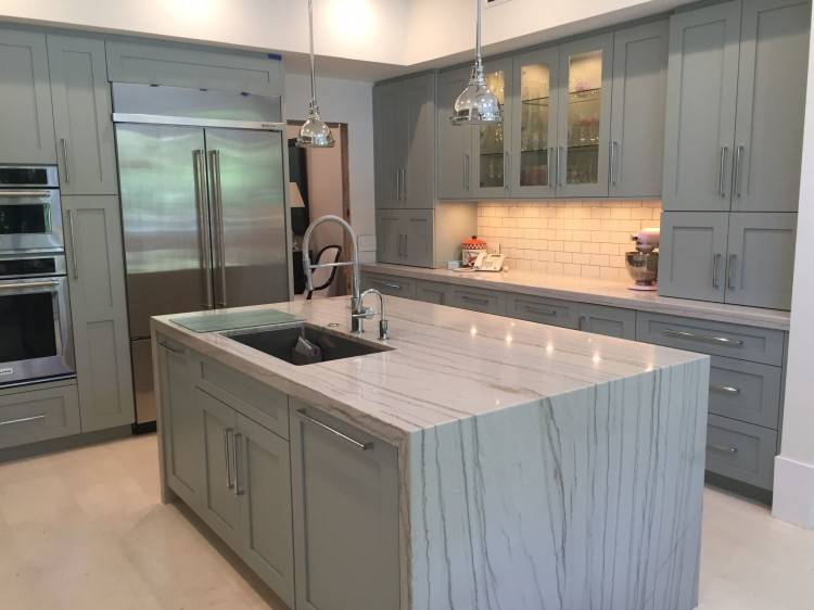 If we look quartzite countertops from the quality, this material has the  best quality from the other hard rock