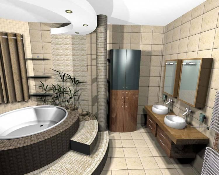 bathroom shower and tub designs