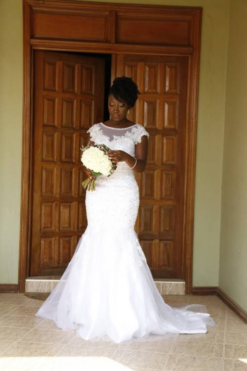 Ghana Wedding Dress;  Wedding Dresses