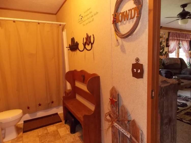 mobile home bathroom