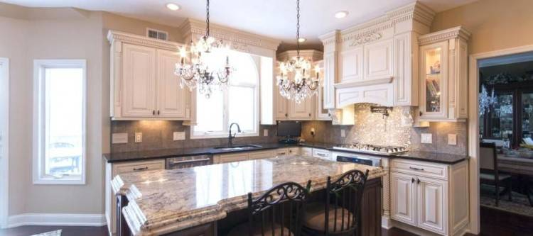 Kitchen Oak Cabinets Traditional Kitchen Phoenix pertaining to dark oak kitchen  cabinets intended for Inspire