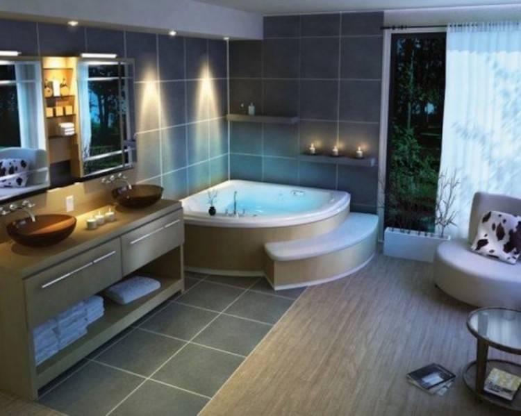 bedroom with jacuzzi designs Bedroom Designs Categories : Master Bedroom Interior Design Ideas