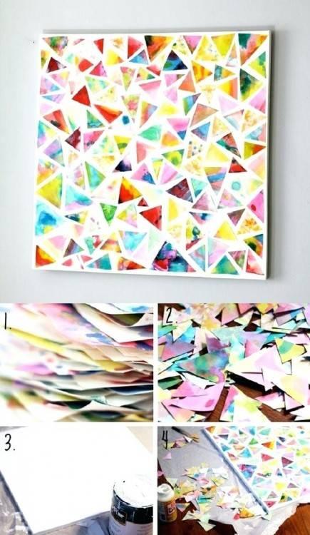 living room paper ideas
