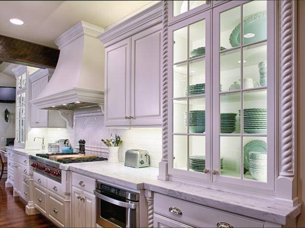 There is a variety of cabinet designs to meet every taste and need