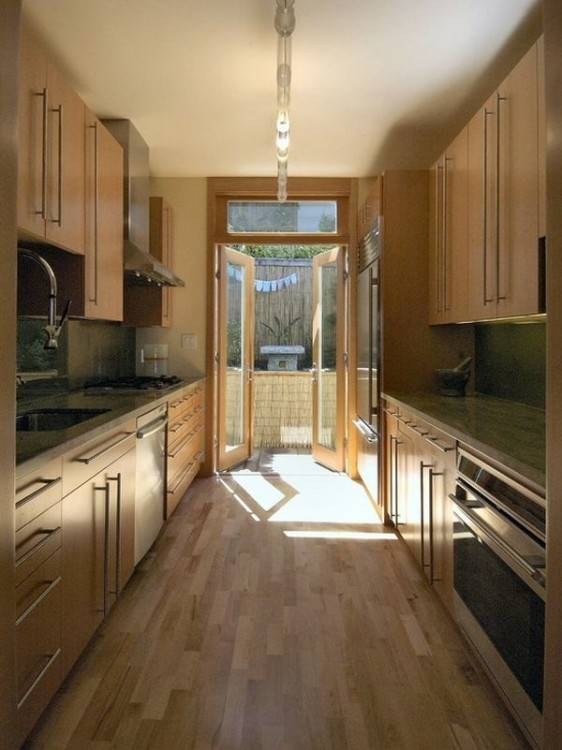 10+ Decor Ideas Narrow Kitchen Ideas Collections