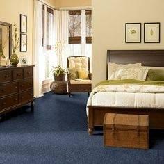 blue bedroom carpet