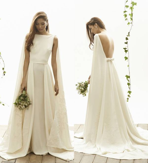 modern wedding dresses are bringing in a new trend a belief