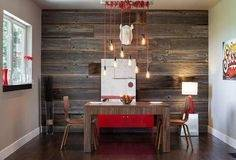 how to decorate a small dining room