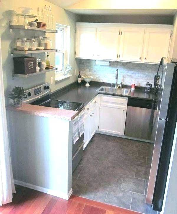 kitchen design for small