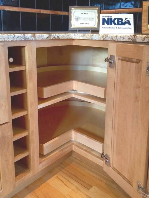 inside kitchen cabinets design layout
