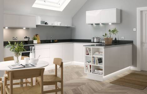 6 Clever Kitchen Design Ideas from St