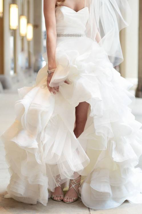 wedding dress styles for your figure