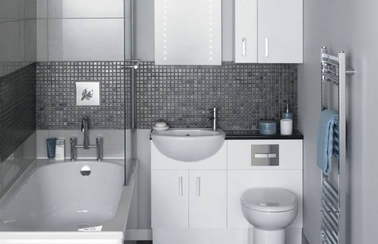 Read on to discover our expert tips and tricks on how to make a small  bathroom look bigger