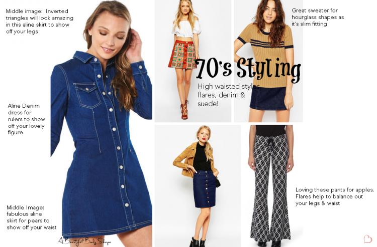 1970s fashion boho style