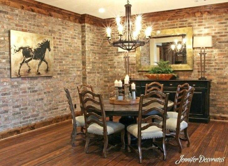Classic grey dining room