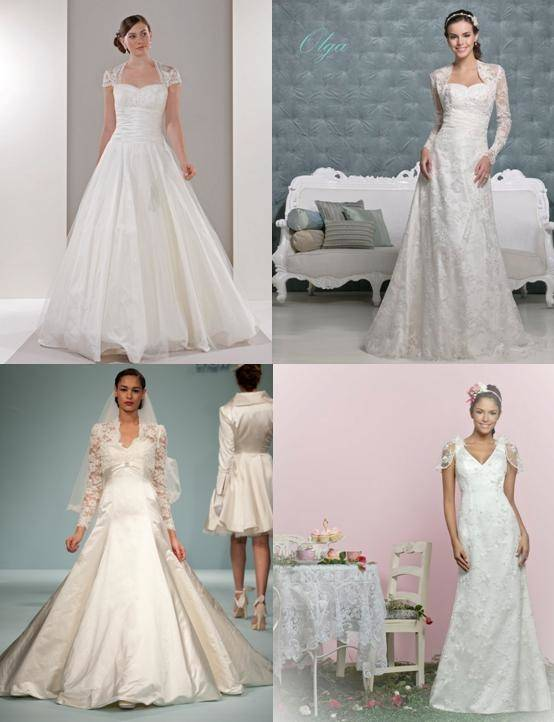 Justin Alexander Signature Style 99040 mirrors the classic royal look found  in the Queen's wedding gown
