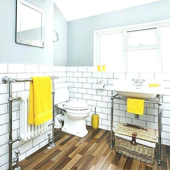 Decorating A Yellow Bathroom Color History