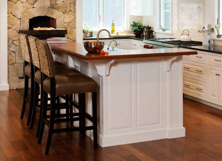 brown and white kitchen cabinets modern white kitchens curved brown cherry wood kitchen cabinet small island