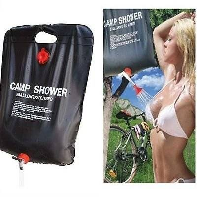 portable outside shower