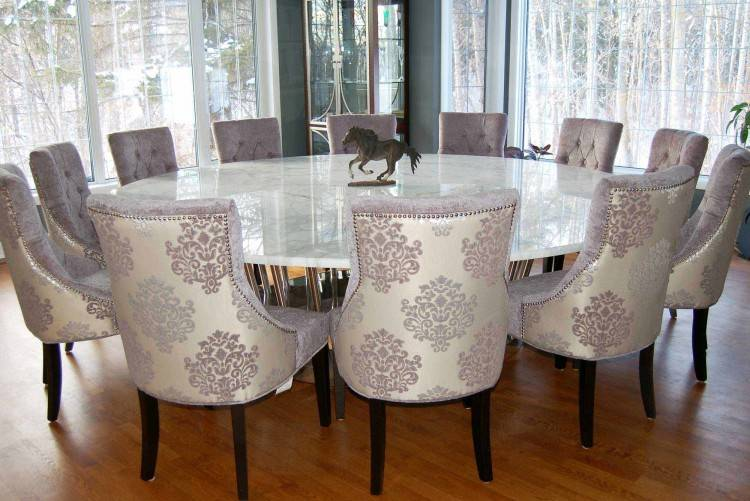 Neat Design White Round Dining Table 38 within White Round Dining Table