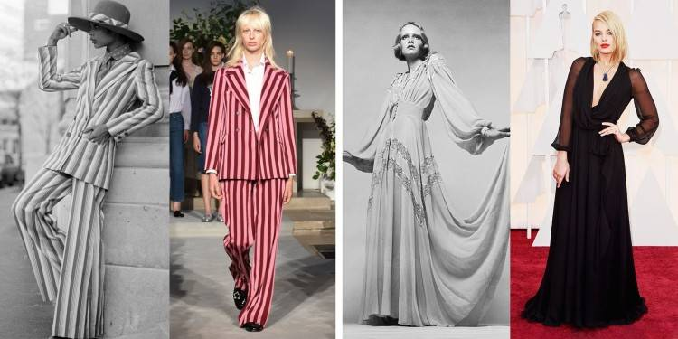 From the intriguing choices that Jacqueline Kennedy sported to clothes worn by glamorous icons like Debbie Harry and Grace Jones, seventies fashion beckons