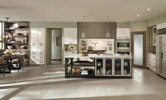 kitchen without upper cabinets fresh ideas no