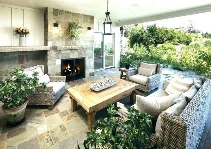 Outdoor living room garden | Garden design | Decorating ideas | Image