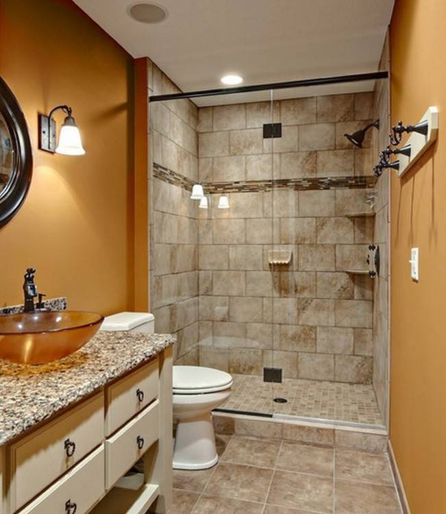 Tile Bathroom Designs Inspiring Good Mosaic Bathroom Floor Tile Ideas  Amazing Mosaic Classic   Large