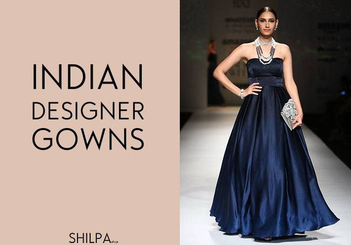 Indian designer wedding dresses have their own  importance