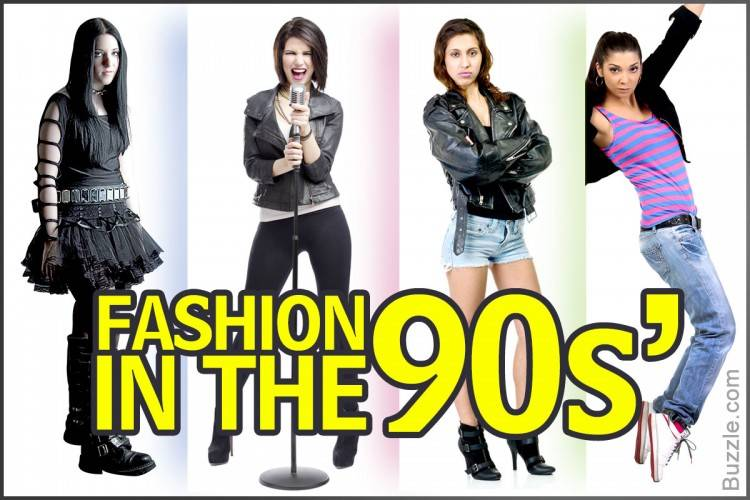 We Don't Care For 90s Fashion Trends