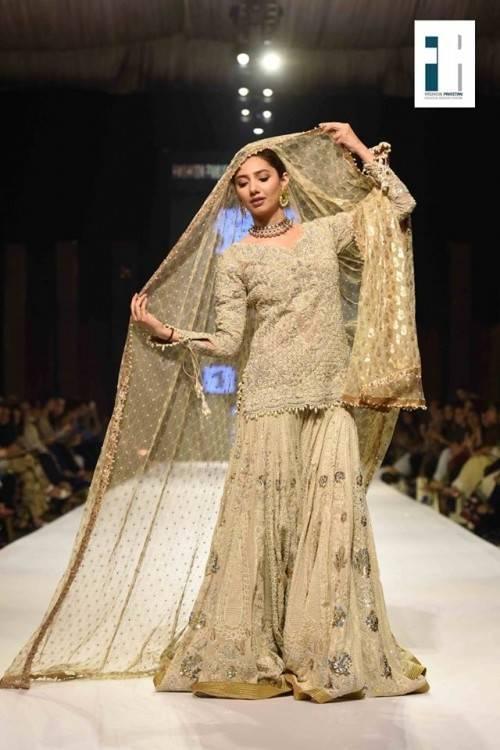 Pakistani indian wedding gown Pakistani Wedding Clothes