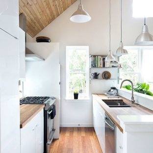 These ideas will make kitchen space larger and more functional