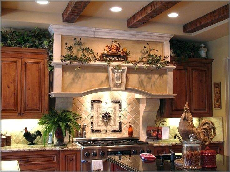 kitchen wall decor decorating ideas stunning tuscan