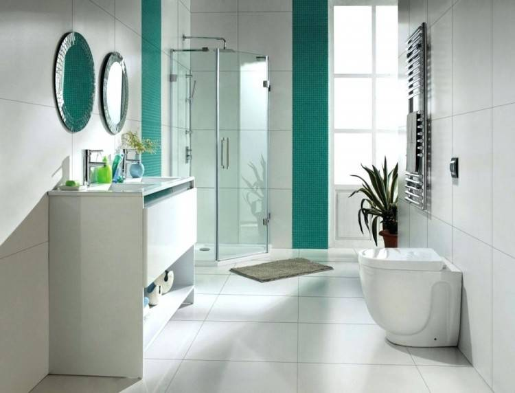 Gray Bathroom Ideas Small Teal And