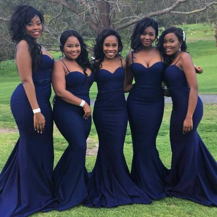 Hot South Africa Style Coral Bridesmaid Dresses Plus Size Mermaid Maid Of  Honor Gowns For Wedding Scoop Neck Lace Party Dress Casual Bridesmaid  Dresses Fall