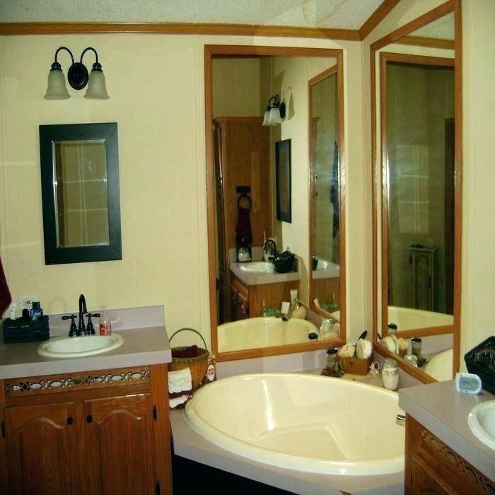 mobile home bathroom ideas