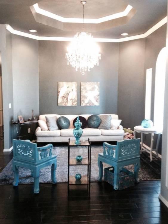 elegant teal and black bedrooms | Furniture, Elegant Girls Bedroom Decorating Ideas With Black Bed Frame