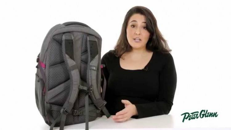 The versatile Pivoter Backpack from The North Face is available in a range of stylish designs! Click for rating and review! #TheNorthFace #Pivoter # Backpack