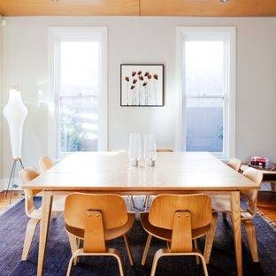 8 seat dining room table