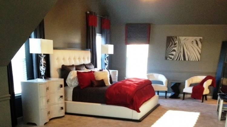 red and white bedroom red and white bedroom decorating ideas black and red bedroom walls red