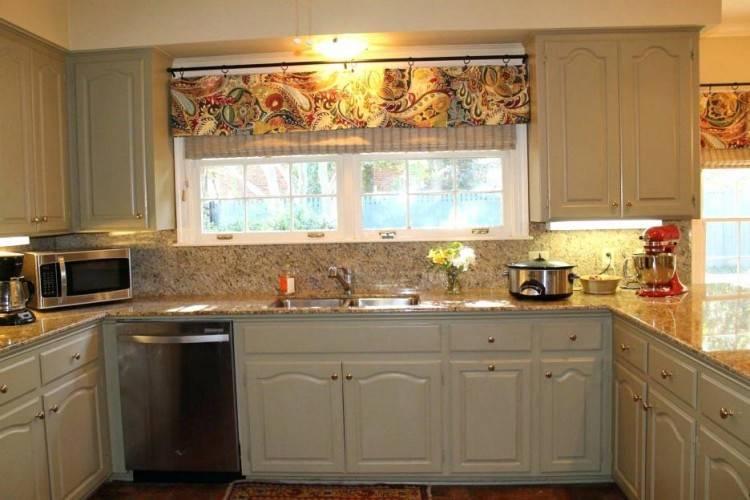 kitchen window decoration ideas