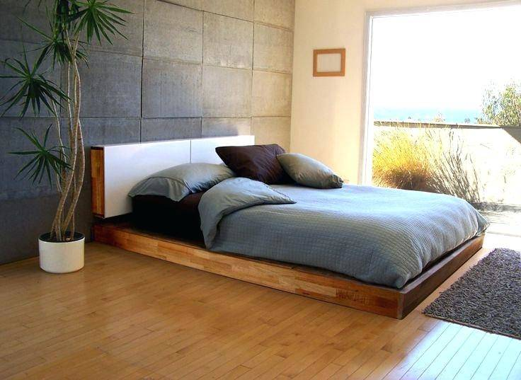 japanese joinery bed frame classic