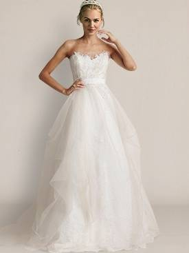 All good bridal dress shops & designers will be advise on best dress  material & styles for destination weddings and will be familiar with best  way to pack