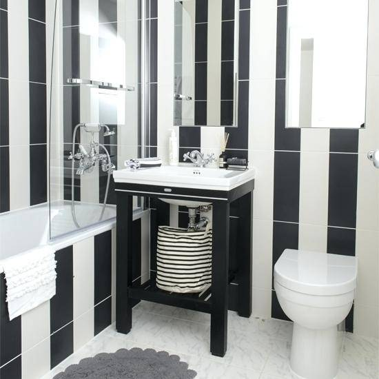 white bathroom walls tiles