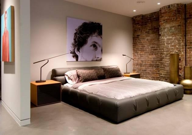 bedroom minimalist